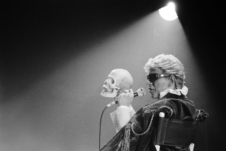 David Bowie/Cracked Actor Brussels 1983